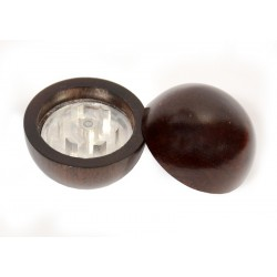 Rosewood Metal Bowl Box 30 mm 2 parts