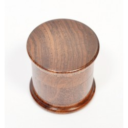 Small Rosewood Double Grinder Pollinator