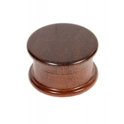 Rosewood Metal Box 40 mm 2 parts